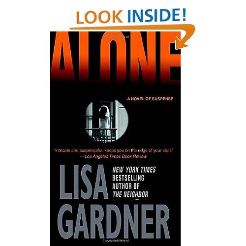 Alone: A Novel of Suspense (Detective D.D. Warren Novels)