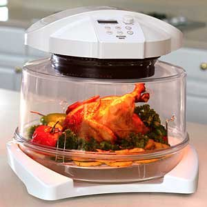 Nuwave Countertop Oven : ... Tabletop Oven, White: Convection Countertop Ovens: Kitchen & Dining
