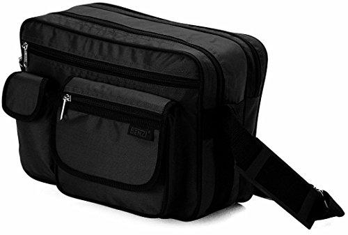 bolsa-de-viaje-equipaje-de-mano-bolsa-de-deporte-2293-negro