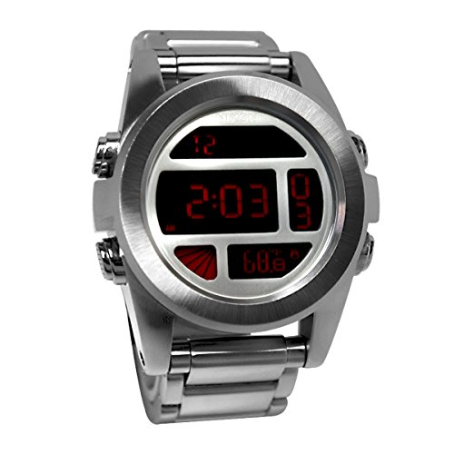 Nixon - Mens Digital Unit SS Watch
