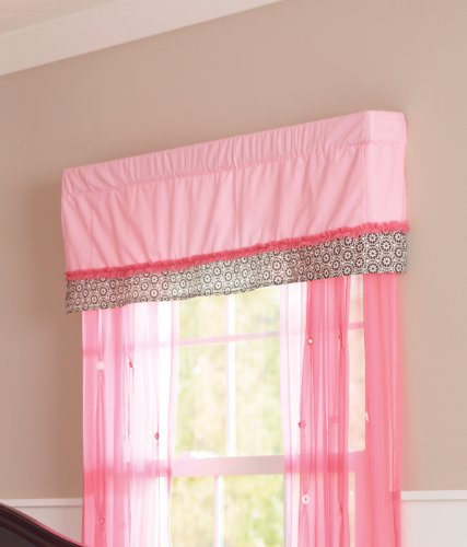 Summer Infant Window Valance, Juliette - 1