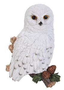 Vivid Arts Snowy Owl Plaque by Vivid Arts Ltd