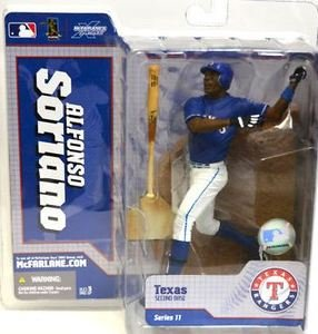 Alfonso Soriano Action Figure by McFarlane Toys - 1