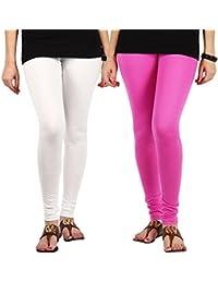 Jbk Arts Women Cotton Lycra Premium Leggings - B072LPP4RL