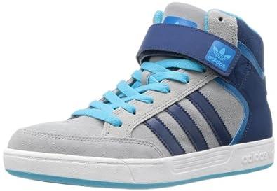 adidas Originals Varial Mid-8 G98138 Herren Sneaker, Grau (MID GREY S14/UNIFORM BLUE/SAMBA BLUE S14), EU 46 (UK 11)