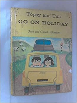 topsy and tim coloring pages - topsy and tim go on holiday jean adamson gareth adamson