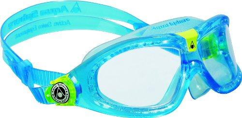 Aqua Sphere Kid's Seal Kid 2 Goggles  Blue Lens,