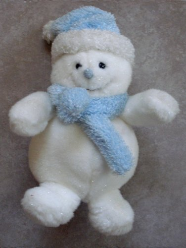 Meltin the Snowman Plush - 13 Inches Tall