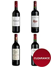 Classic Claret Selection - Case of 6