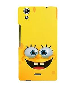EPICCASE Minion Yellow Mobile Back Case Cover For Micromax Selfie 2 Q340 (Designer Case)