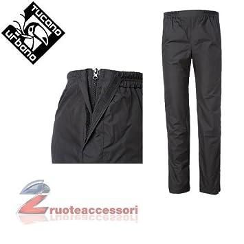 Pantalon de pluie moto Tucano DILUVIO Diluvio ouverture latérale