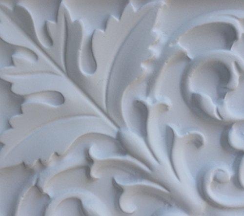 PL18imitation peinture 3D Dalles de plafond blanc mat gaufrage fond photosgraphie Décoration Murale Panneaux 10pieces/Lot