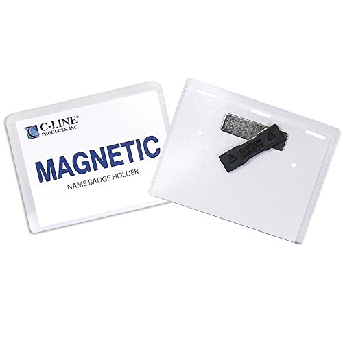 c-line-magnetic-style-name-badge-kit-4-x-3-inches-box-of-20-92943
