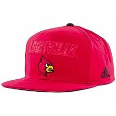 Louisville Cardinals NCAA Adidas Snapback Cap Zebra Snap by adidas