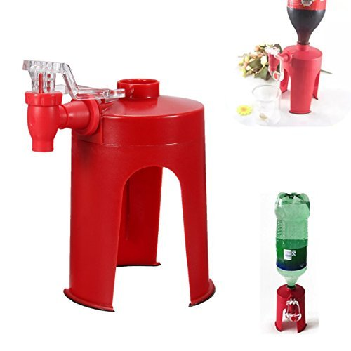 Soda Dispense Gadget Coke Party Drinking Fizz Saver Dispenser Water Machine Tool (Coke Dispenser Machine compare prices)