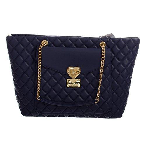 Love Moschino Borsa Nappa Trapuntata damen, accessori: borsa a mano, blau, One size EU thumbnail