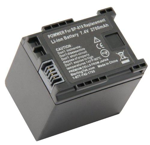 stks-canon-bp-819-battery-2700mah-for-canon-xa10-vixia-hf-g10-hf-m40-hf200-hf10-hf20-hf-s21-hf-m41-h