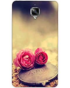 Oneplus 3 Back Cover Designer Hard Case Printed Cover