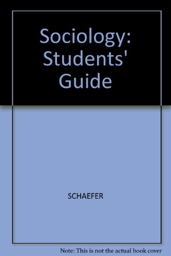 Sociology: Students' Guide