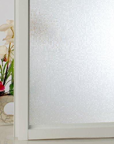 Cottoncolors pellicola per finestre e vetri 3d geometria - Pellicola finestre privacy ...