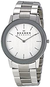 Skagen Men's 39XLSSX Silver Watch