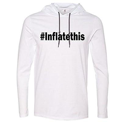 #Inflatethis Deflate Gate Football T-Shirt Hoodie