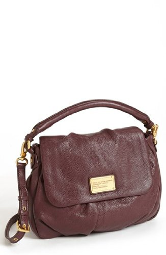 The Features Marc by Marc Jacobs Classic Q Lil Ukita Satchel Cardamom Brown  - 203a486d101f