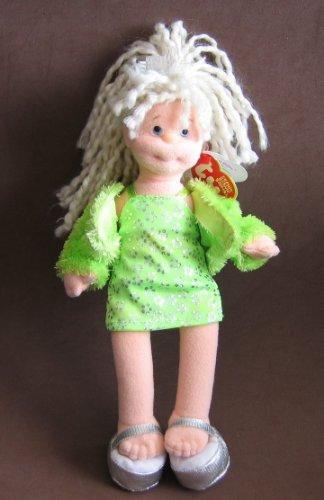 Ty Teenie Beanie Boppers Doll - Glitzy Gabby - Hand Made - 1