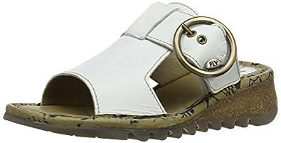 Amazon.com: Fly London Tute Ladies Sandal: Shoes