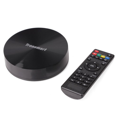 Best Review Of Tronsmart Vega S89-H Android TV Box Amlogic S802-H Quad Core Smart TV Set-top Box Min...