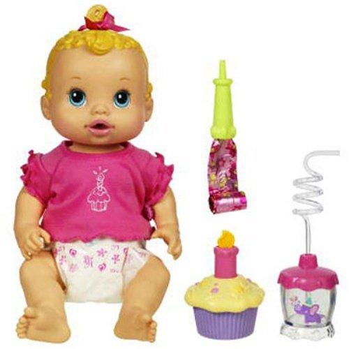 Baby Alive Sip 'N Slurp Birthday Doll