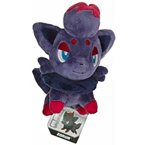 Pokemon Center USA Black & White Plush Toy - 5