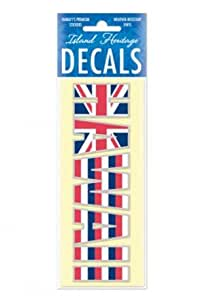 Amazon.com: Hawaiian Flag Small Decal Sticker: Automotive