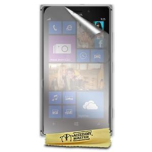 Accessory Master Pack de 3 Films de Protection d'écran pour Nokia Lumia 925