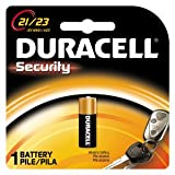 Duracell Security 21/23 1 Count Pack