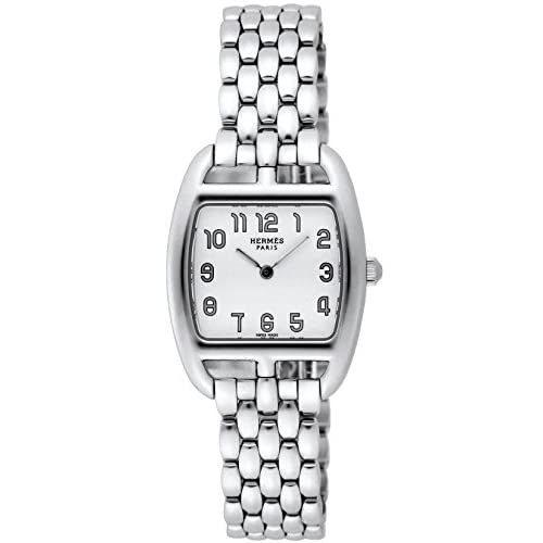 [エルメス]HERMES 腕時計 ケープコッドトノー ホワイト文字盤 CT1.210.130.4723 レディース 【並行輸入品】