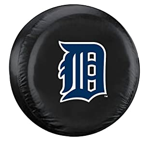 MLB Detroit Tigers Tire Cover by Fremont Die