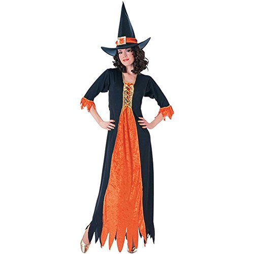 Adult Gothic Witch Costume - Standard