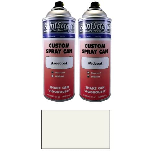 Volkswagen Touch Up Paint: 12.5 Oz. Spray Can Of White Pearl TriCoat Touch Up Paint