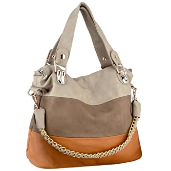 Redefined what it means to go oversized during summer. Give any day a splash of beachside fun with this stylish everyday tote bag. Its warm earth-meets-caramel hue is unique and versatile enough to go wherever your schedule takes you, whether it's th...