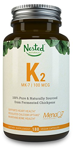 Vitamin-K2-MK-7-Natural-MenaQ7-from-Fermented-Chickpeas-Supports-Healthy-Bones-Heart-Arteries-More-3rd-Party-Tested-to-Guarantee-Quality-Vegan-Capsules-100-Pure-Non-GMO