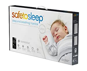 Safe To Sleep Sleep and Breathing Baby Monitor (Discontinued by Manufacturer)