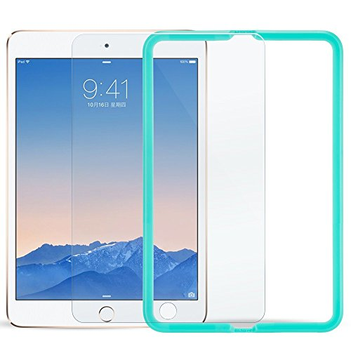 iPad Air / iPad Air 2 / iPad Pro 9.7 Screen Protector [with Free Paste Installation Tool ], ESR Tempered Glass Screen Protector Protection for Apple iPad Air/iPad Air 2/iPad Pro 9.7