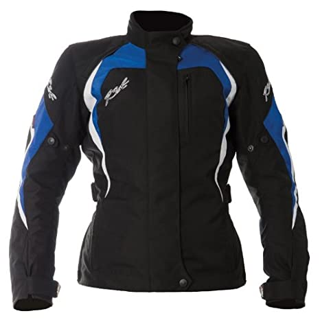 Nouvelle RST Brooklyn moto Jacket Blue