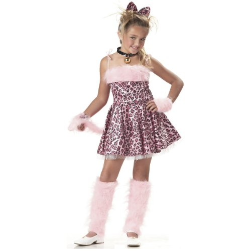 Purrty Kitty Costume - Small