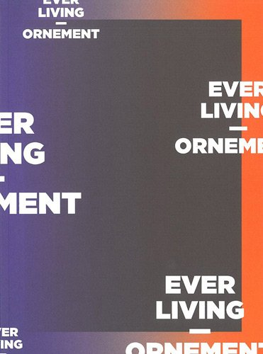 Ever living ornement