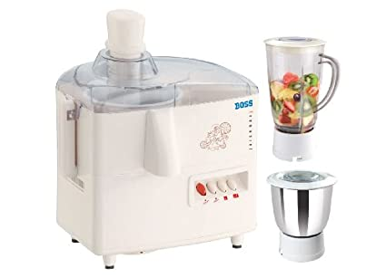 Boss Wonder B606 450W Juicer Mixer Grinder