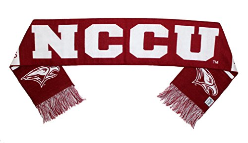 NCCU Eagles Scarf - North Carolina Central University Woven (North Carolina Central University compare prices)
