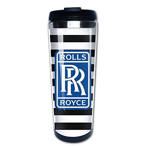 Nobee Rolls Royce Stainless Steel Mug & Vacuum Flask & Coffee Thermos (Rolls Royce Mug compare prices)
