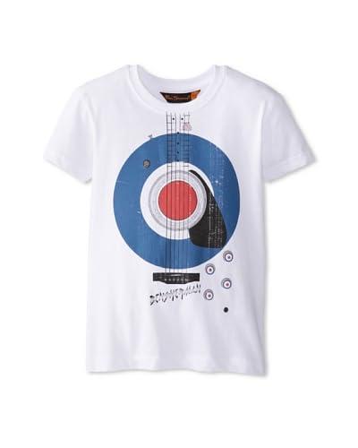 Ben Sherman Boy's T-Shirt  [Optic White]